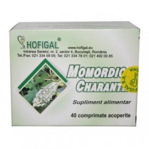 Momordica 40 cpr Hofigal