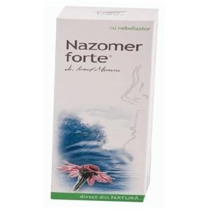 Nazomer forte 30ml cu nebulizator Medica