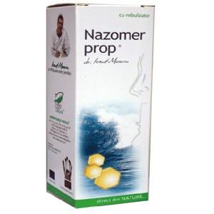 Nazomer Prop 30ml cu nebulizator Medica