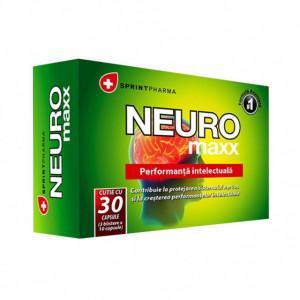 Neuro Maxx - 30 cps Sprint Pharma