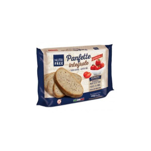 Panfette Integrale Paine feliata integrala - 340 g - Nutrifree