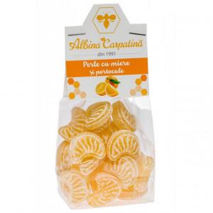 Perle cu miere si portocale - 100 g