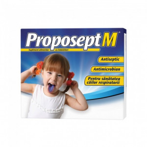 Proposept M - 20 cpr