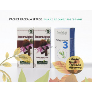 Raceala si tuse adulti - Pachet promotional