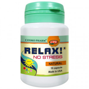 Relax! No Stress - 10 cps