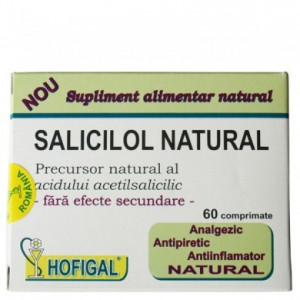 Saliciol natural 60cpr Hofigal