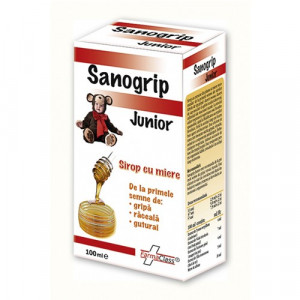 Sanogrip Junior - 100 ml