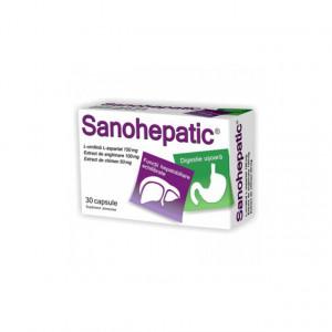 Sanohepatic - 30 cps