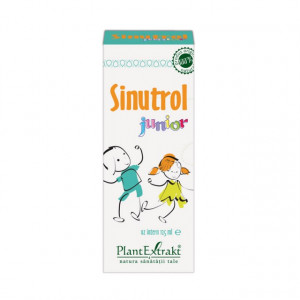 Sinutrol junior - 125 ml