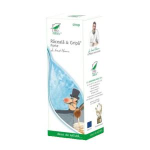 Sirop Raceala si Gripa Forte - 100 ml