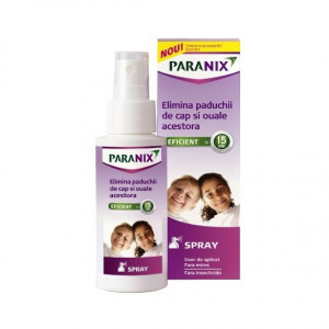 Spray antipaduchi Paranix - 100 ml