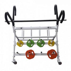 Suport pentru kituri de pump RACK-PUMP Dayu Fitness