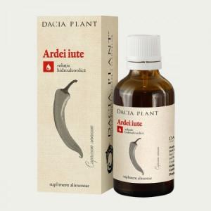 Tinctura Ardei Iute - 50 ml