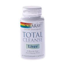 Total Cleanse Liver - 60 cpr