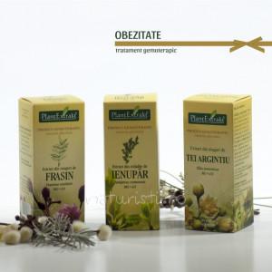 Tratament naturist 1 - Obezitate (pachet)