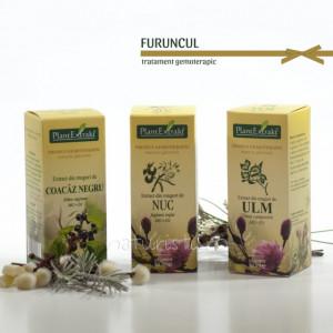 Tratament naturist - Furuncul (pachet)