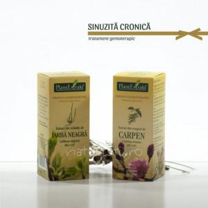 Tratament naturist - Sinuzita cronica (pachet)