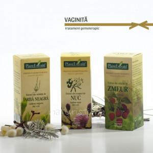 Tratament naturist - Vaginita (pachet)