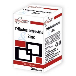 Tribulus terrestris & Zinc - 30 cps