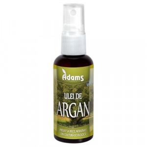 Ulei de Argan presat la rece - 50 ml Adams Vision