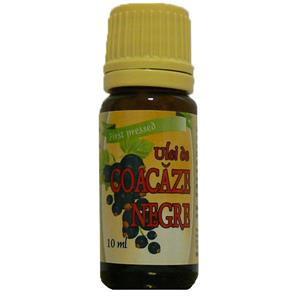 Ulei de Coacaz Negru - 10 ml