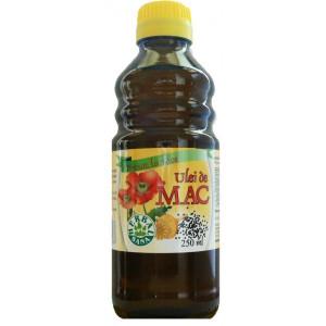 Ulei de Mac presat la rece - 250 ml