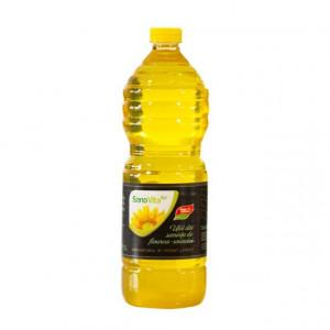 Ulei presat la rece de floarea soarelui - 1L