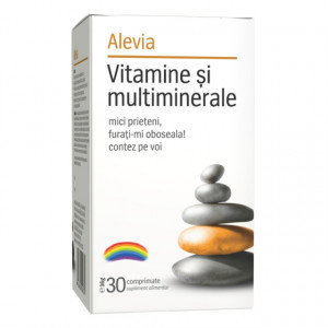 Vitamine si Multiminerale - 30 cpr