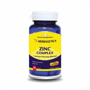 Zinc Complex 60 cps