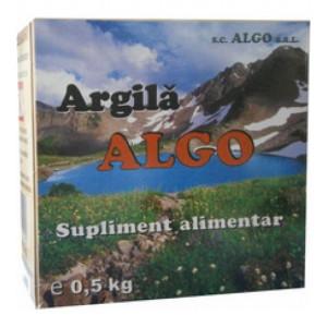 Argila ALGO 500 gr.