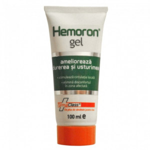 Hemoron gel - 100 ml
