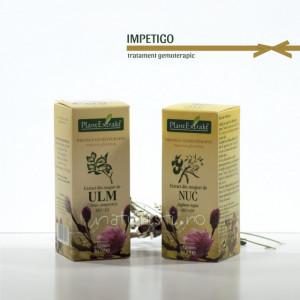 Tratament naturist - Impetigo (pachet)