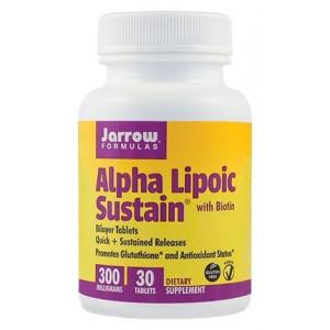 Alpha Lipoic Sustain 300mg - 30 cps