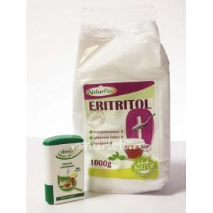 Pachet Stevia Tablete si Eritritol