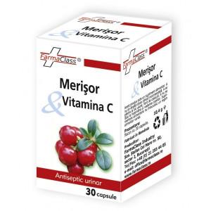 Merisor & Vitamina C - 30 cps