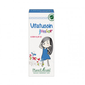 Vitatussin junior - 125 ml