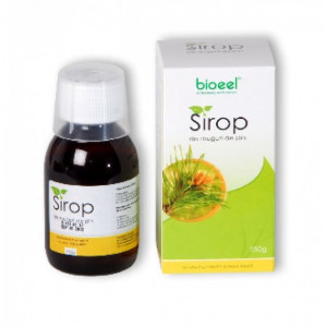 Sirop de mugur de Pin - 150 gr Bioeel