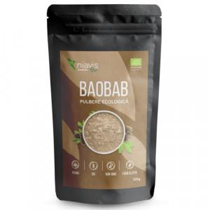Baobab Pulbere Ecologica (Bio) 125 g