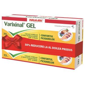 Varixinal Gel - 75 ml - promo -50% la al doilea tub