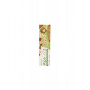 AloeDent Pasta de dinti pentru copii fara fluor - 50 ml