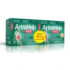 ArtroHelp Forte - 28 dz + 14 dz gratis