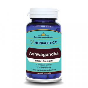 Ashwagandha Extract Premium - 60 cps