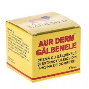 Aur Derm crema cu Galbene - 50 ml