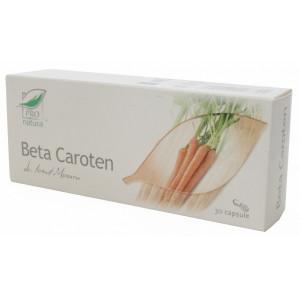 Beta Caroten - 30 cps
