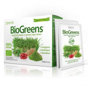 BioGreens - 28 dz x 4gr