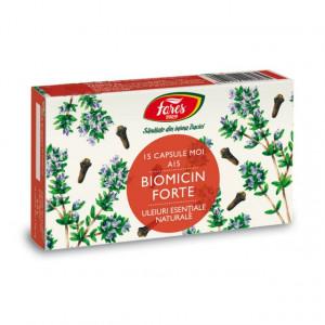 Biomicin Forte - 15 capsule moi - Fares