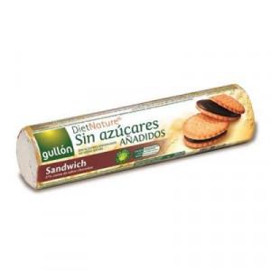 Biscuiti cu crema de ciocolata - 250 g