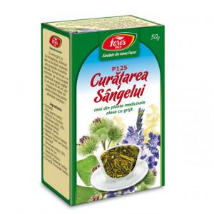 Ceai Curatarea Sangelui P125 - 50 gr Fares