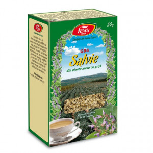 Ceai Salvie - Iarba G94 - 50 gr Fares