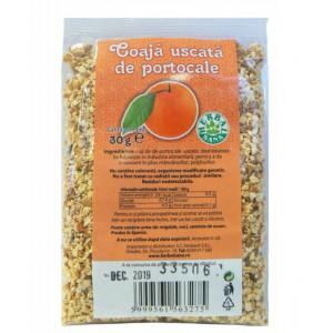 Coaja uscata de portocale - 30 g Herbavit